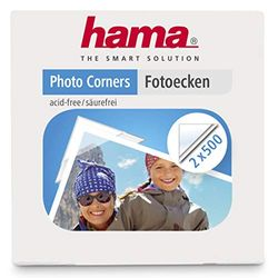 Hama Photo corners 1000 pieces (7108) - Accesorios fotografía