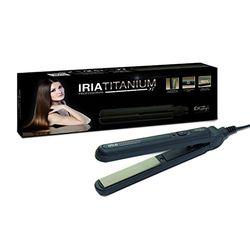 Italian Design Iria Titanium Professional XS - Planchas de pelo