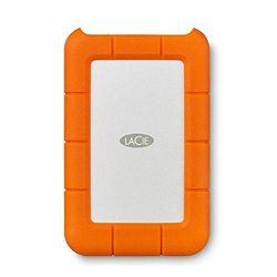 LaCie Rugged Secure 2TB - Discos duros externos