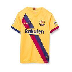 Nike FC Barcelona 2019/20 Stadium Away Kid - Camisetas de fútbol