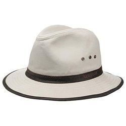 Stetson Ava Baumwoll Outdoor light beige - Sombreros