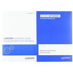 Lancom Advanced VPN Client (Win) (1 User) - Software antivirus y de seguridad