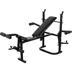 vidaXL Exercise Bench (90138) - Bancos de pesas