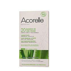Acorelle Wax Stripes (20pcs) - Depiladoras