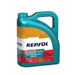 Repsol Elite Evolution Long Life 5W-30 - Aceites motor