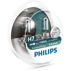 Philips X-tremeVision H7 12972XV+ - Bombillas para coche