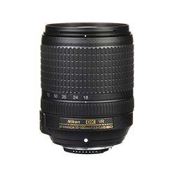Nikon AF-S DX Nikkor 18-140mm f3.5-5.6 G ED VR - Objetivos