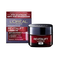 L'Oréal RevitaLift Laser X3 Day Cream - Tratamientos faciales