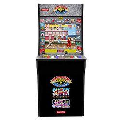 Arcade1Up Street Fighter II Champion Edition - Consolas