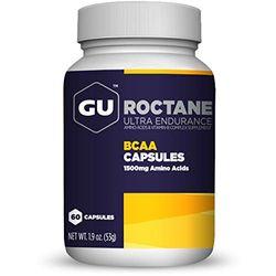 GU Energy Roctane BCAA 60 Capsules - Nutrición deportiva