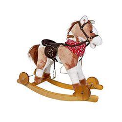 Famosa Softies Rocking Horse - Animales balancín