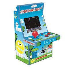 Lexibook Cyber Arcade Console (JL2950) - Consolas