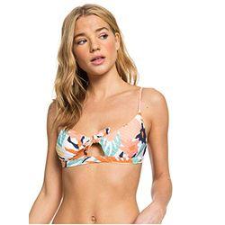 Roxy Bikini Top peach blush bright skies s (ERJX304096-MDT6) - Moda baño mujer
