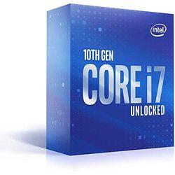 Intel Core i7-10700K - CPU
