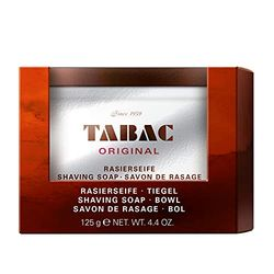 Tabac Original jabón afeitado (125 ml) - Cuidado de la barba