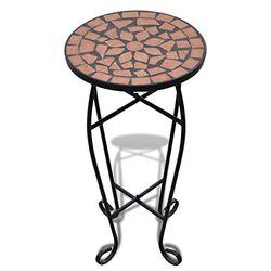 VidaXL Mesa de mosaico 30x60cm - Mesas de jardín