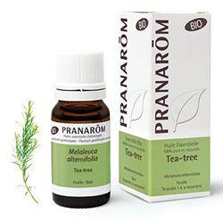 Pranarôm Bio Essential Oil Tea-tree (10 ml) - Aceites esenciales