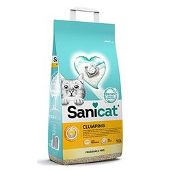 Sanicat Clumping 10 l - Arena para gatos