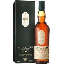 Lagavulin 16 años 43% - Whisky