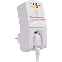 Protector SAM-1000 - Alarmas