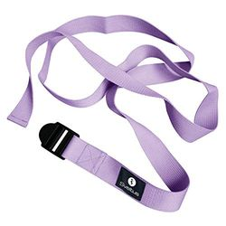 Sveltus Yoga Belt mauve - Yoga y pilates