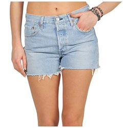 Levi's 501 High Waisted Shorts (56327) - Vaqueros mujer