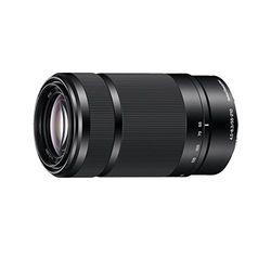 Sony E 55-210 mm f4.5-6.3 OSS - Objetivos