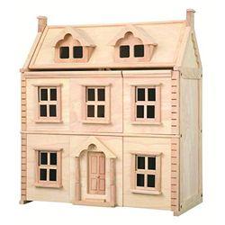 Plan Toys Victorian Dollhouse - Casas de muñecas