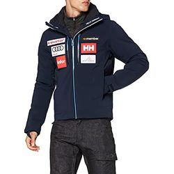 Helly Hansen Men Alpha 3.0 Jacket (65551) - Ropa de esquí