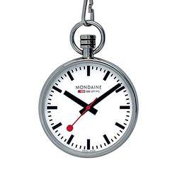 Mondaine A660.30316.11SBB - Relojes de bolsillo