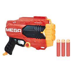 Hasbro Nerf N-Strike Mega Tri-Break (E0103) - Pistolas de juguete