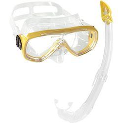 Cressi Set snorkel Onda Mare - Gafas y tubos de buceo