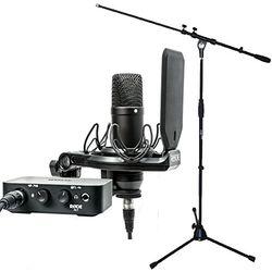 Rode NT1-AI1 Complete Studio Kit - Interfaces de audio