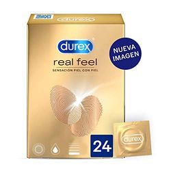 Durex Real Feel - Preservativos