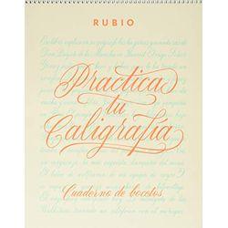 Rubio Cuaderno de bocetos Caligrafía - Cuadernos escolares