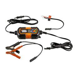 Black & Decker BDV090 - Arrancadores y cargadores batería