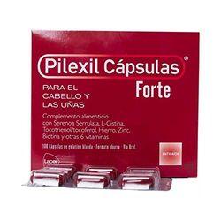 Pilexil Forte Cápsulas para cabello y uñas - Tratamientos para piel, cabello y uñas