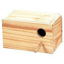 Arquivet Nidal de madera (agapornis) - Casitas para pájaros