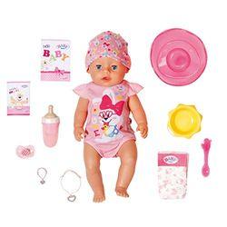 BABY born Magic Girl 43 cm (827956) - Muñecas