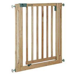 Safety 1st Easy Close Natural Wood - Barreras de seguridad para niños
