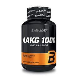 BioTech USA AAKG 1000 - Nutrición deportiva