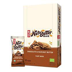 Clif Bar Nut Butter Filled 12x50g - Nutrición deportiva