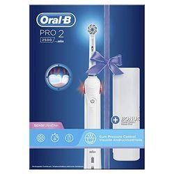 Oral-B Pro 2 2500 - Cepillos de dientes eléctricos