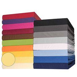 CelinaTex High-Line sábana bajera (100 x 200 cm) - Ropa de cama