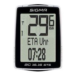 Sigma BC 16.16 STS (CAD, sin cable) - Ciclocomputadores