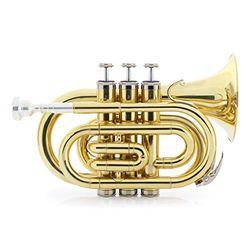 Classic Cantabile TT-500 brass - Trompetas