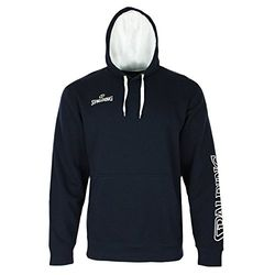 Spalding Team II Hoodie Kids navy blue (300208502) - Ropa de baloncesto
