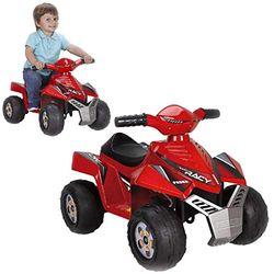 Feber Quad Racy 6V - Vehículos eléctricos para niños