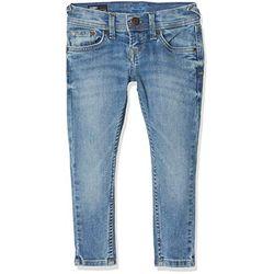 Pepe Jeans Finly Skinny Fit Low Waist Jeans (PB200527-MJ7) - Pantalones para niños
