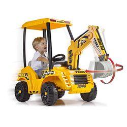 Feber Excavadora infantil 12v - Excavadoras para niños